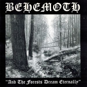 BEHEMOTH - And The Forests Dream Eternally LP UUSI Metal Mind