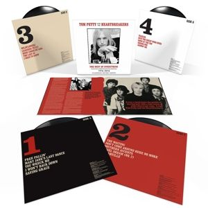 PETTY TOM & THE HEARTBREAKERS - Best of Everything 1976-2016 4LP BOX SET