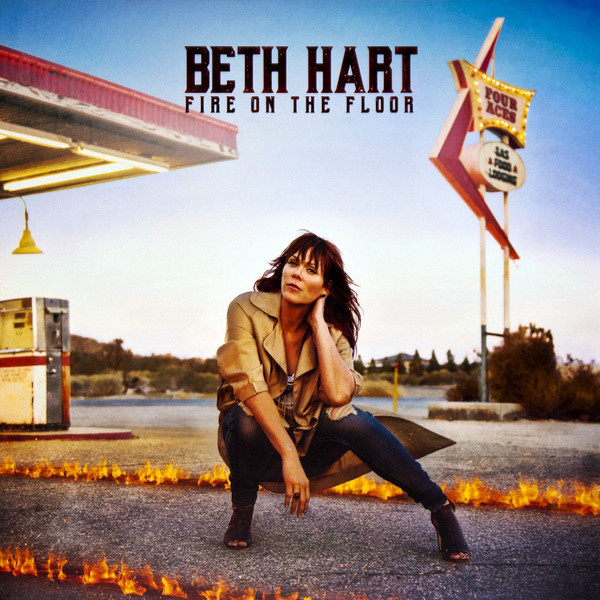BETH HART - Fire On The Floor LP Provogue UUSI