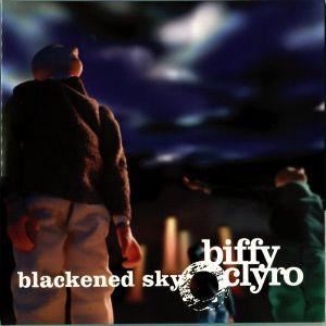 CLYRO BIFFY - Blackend sky