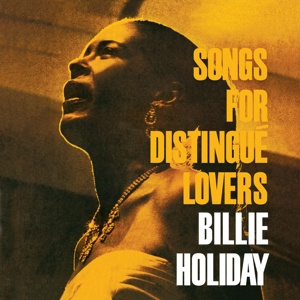 BILLIE HOLIDAY - Songs For Distingué Lovers LP UUSI WaxTime In Color LTD Red