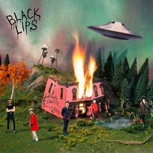 BLACK LIPS - Satan's graffiti or God's art? CD