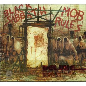 BLACK SABBATH - Mob Rules DELUXE EDITION 2CD