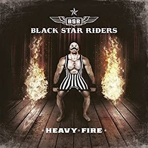 BLACK STAR RIDERS - Heavy fire CD DIGI+BONUS