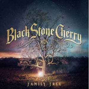 BLACK STONE CHERRY - Family tree CD