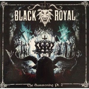 BLACK ROYAL - The Summoning pt.2 12-INCH Armless Stranger LTD 150 KPL