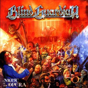 BLIND GUARDIAN - A night at the opera