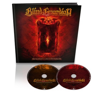 BLIND GUARDIAN - Beyond The Red Mirror 2CD EARBOOK