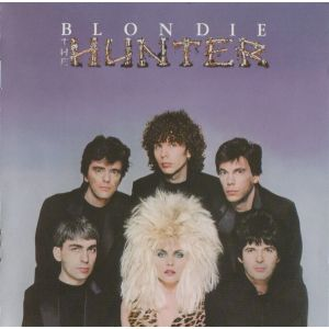 BLONDIE - The Hunter CD REMASTERED + BONUS TRACKS