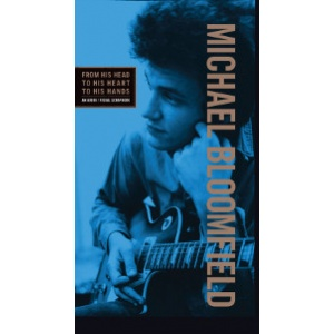 BLOOMFIELD MICHAEL - From His Head To His Heart To His Hands 3CD+DVD