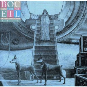 BLUE ÖYSTER CULT - Extraterrestial live CD