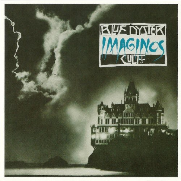 BLUE ÖYSTER CULT -Imaginos CD