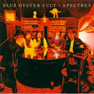 BLUE ÖYSTER CULT - Spectres CD REMASTERED+BONUS TRACKS