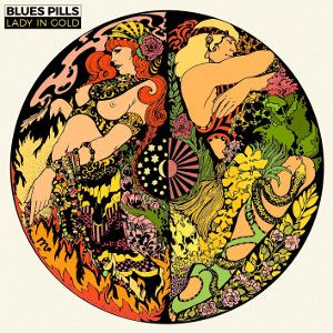 BLUES PILLS  - Lady In Gold CD