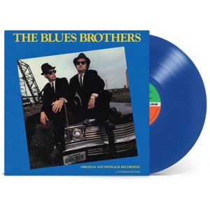 BLUES BROTHERS - Blues Brothers LP UUSI LTD BLUE vinyl