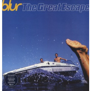 BLUR - The Great Escape 2-LP (EMI/Parlophone)