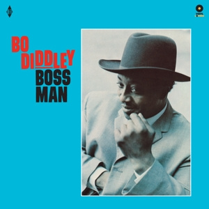 BO DIDDLEY - Boss Man LP UUSI Vinyl Lovers