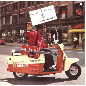 BO DIDDLEY - Have Guitar, Will Travel LP UUSI WaxTime