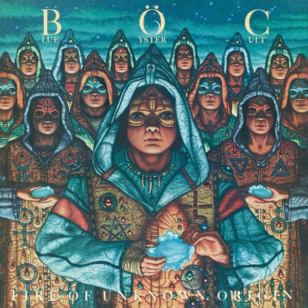 BLUE ÖYSTER CULT - Fire Of Unknown Origin LP UUSI Music On Vinyl