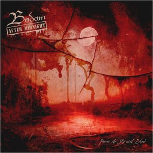 BODOM AFTER MIDNIGHT - Paint the sky with blood 10""