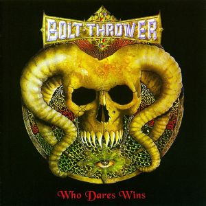 BOLT THROWER - Who dares wins singles compilation