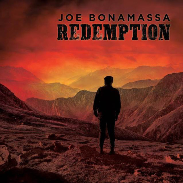 JOE BONAMASSA - Redemption 2LP uusi LTD YELLOW VINYL
