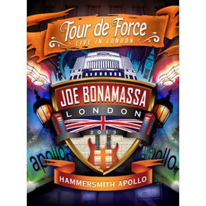 BONAMASSA JOE - Tour de Force: Live in London  2013 -Hammersmith Apollo Blu-ray