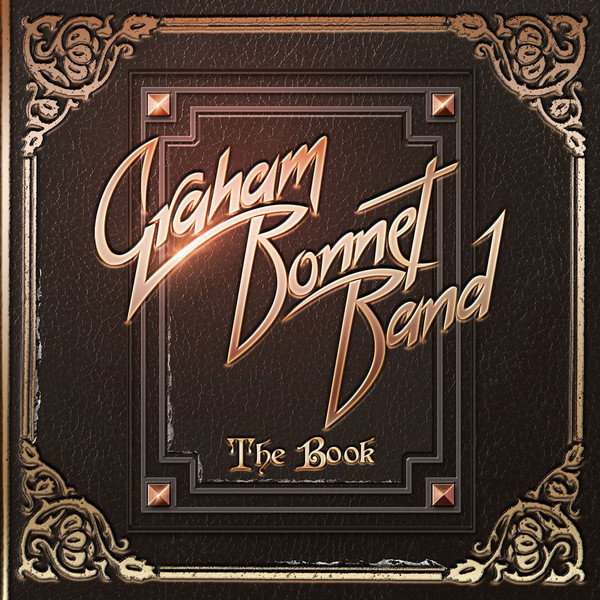 BONNET GRAHAM BAND - Book LP