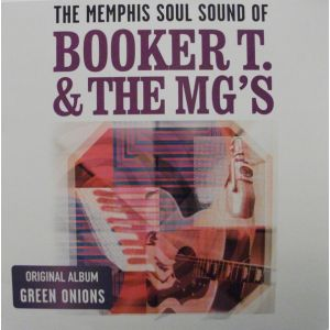 BOOKER T. & THE MG'S - The Memphis soul sound of LP Vinyl Passion UUSI
