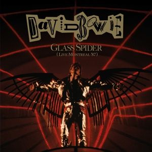 BOWIE DAVID - Glass Spider Live Montreal 87 2CD
