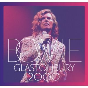 BOWIE DAVID - Glastonbury 3LP