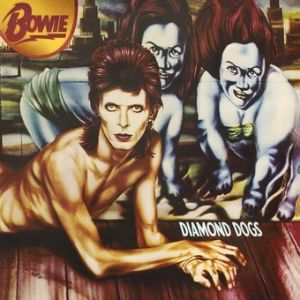 DAVID BOWIE - Diamond Dogs LP Parlophone REMASTERED UUSI
