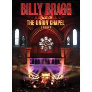 BRAGG BILLY - Live at the union chapel london CD+DVD