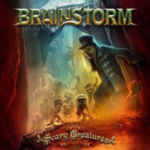 BRAINSTORM - Scary creatures CD
