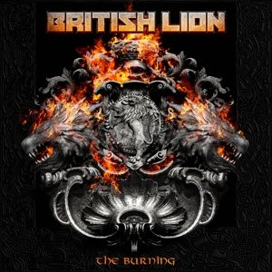 BRITISH LION - Burning 2LP