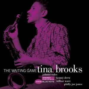 BROOKS TINA - Waiting Game LP Blue Note's New Tone Poets Series