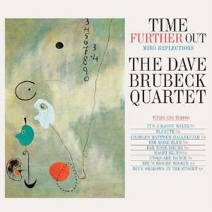 BRUBECK DAVE - TIME FURTHER OUT