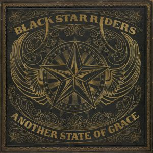 BLACK STAR RIDERS - Another State of Grace LP BLACK VINYL