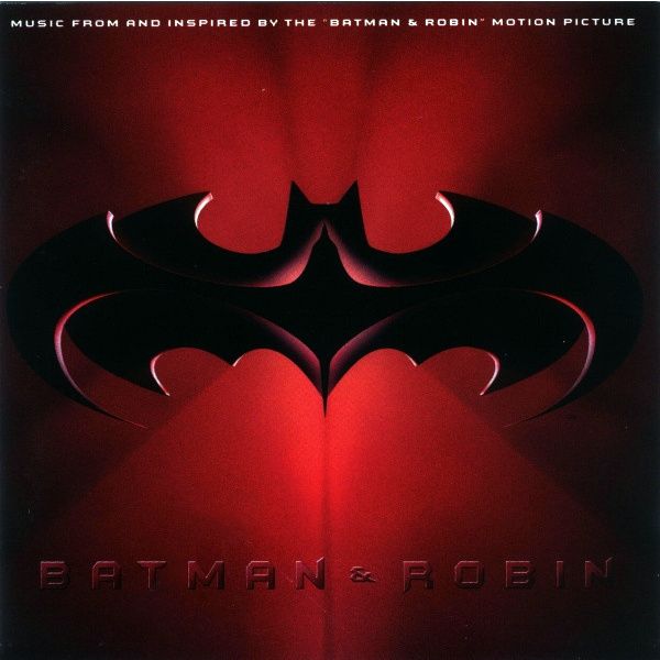 "V/A - Batman & Robin: Music From And Inspired By The ""Batman & Robin"" Motion Picture 2LP"