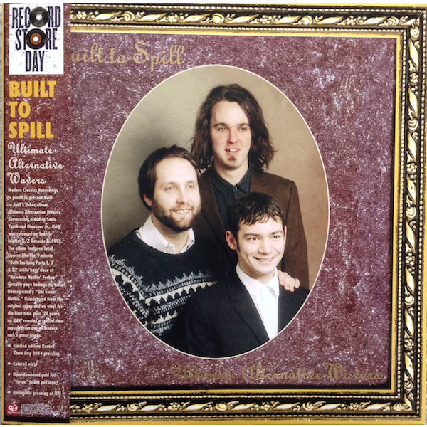 BUILT TO SPILL - Ultimate Alternative Wavers 2-LP MCR RSD 2014 RELEASE UUSI
