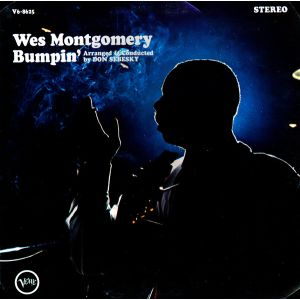 MONTGOMERY WES - Bumpin' LP  Verve Records Back to Black