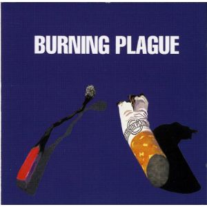 BURNING PLAGUE - Burning Plague LP Pseudonym UUSI M/M