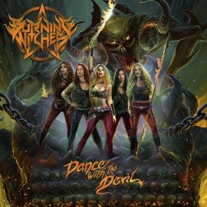 BURNING WITCHES - Dance With the Devil 2LP Nuclear Blast