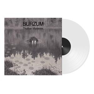BURZUM - Thulean Mysteries 2LP UUSI LTD CLEAR VINYLS