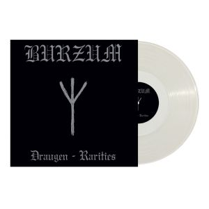 BURZUM - Draugen-Rarities 2LP CLEAR VINYL