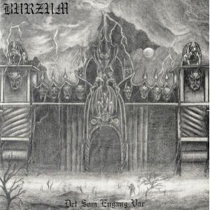 BURZUM - Det Som Engang Var LP Back On Black UUSI