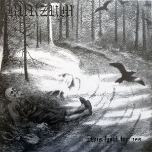 BURZUM - Hvis Lyset Tar Oss LP UUSI Back On Black