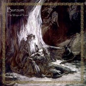 BURZUM -Ways Of Yore 2LP CLEAR VINYL