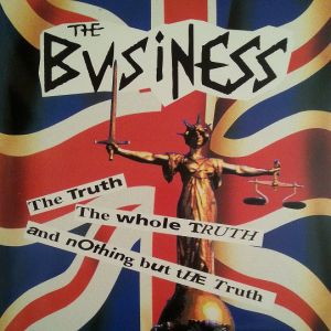 BUSINESS - The whole truth & nothing but the truth LP
