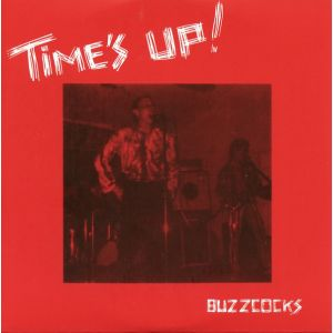 Buzzcocks ‎– Time's Up!  CD